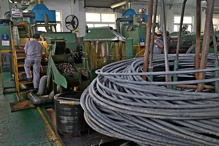 cold forging services in China
