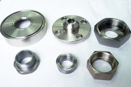 precusion screw machining parts from China