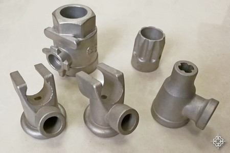 investment casting pipe fitting