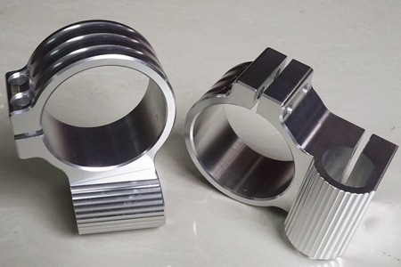 saluminum machining parts - CNC milling China