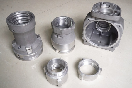 aluminum machining parts - CNC milling China