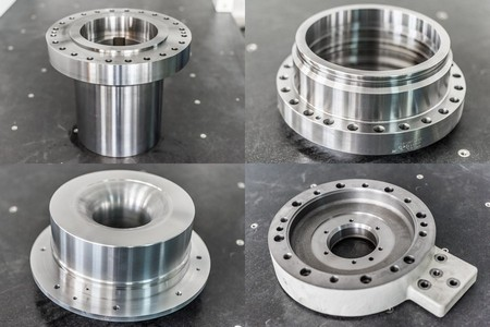 machining parts processed by CNC milling machine