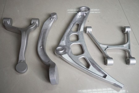 aluminum forging parts China