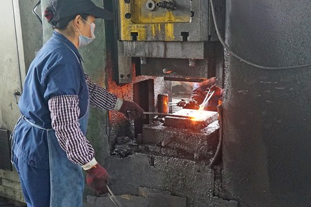 hot forging services in china