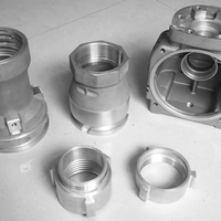 machining parts in China